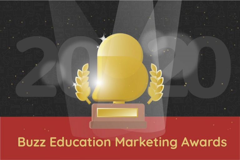 Get your glad rags on and join us for the <br>2020 Buzz Education Marketing Awards!